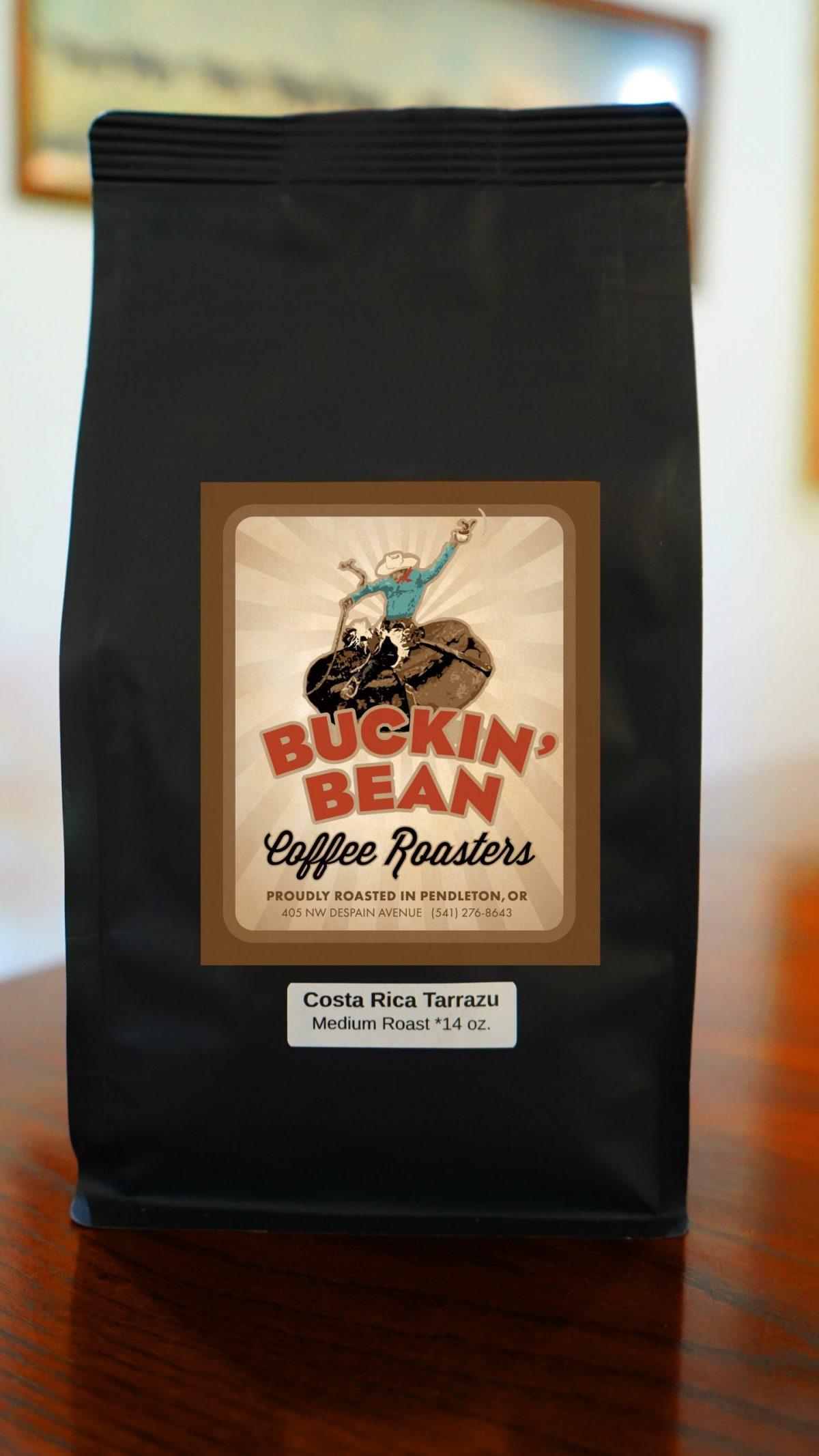14 ounce bag of Costa Rica Coffee